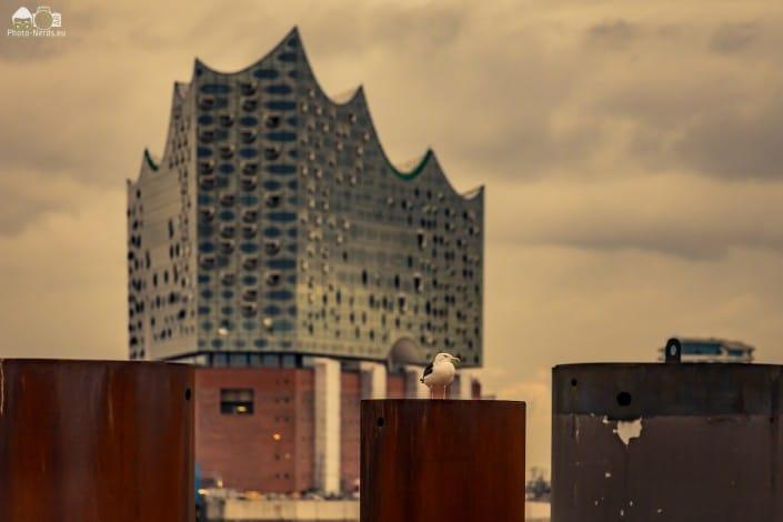 Hamburg -Elbphilharmonie