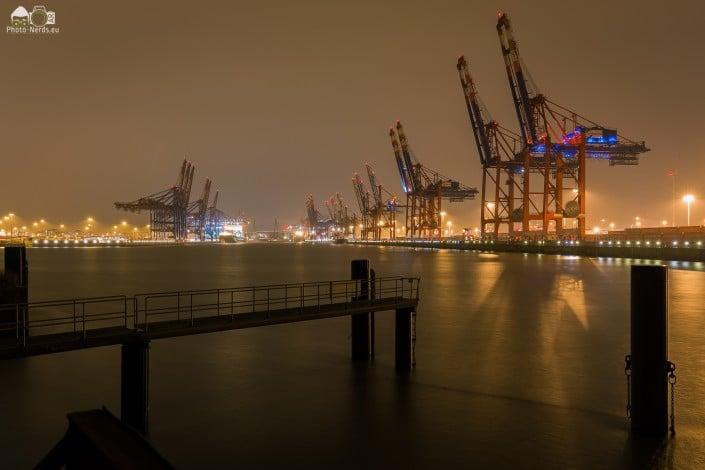 Hamburg - Containerhafen