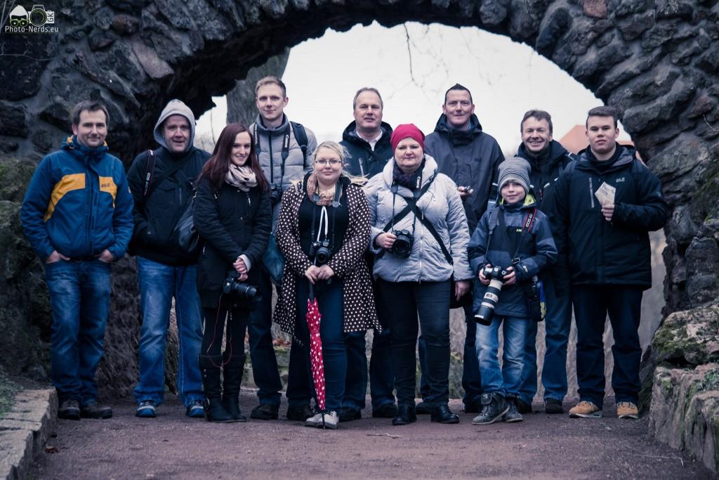 10. Fotowalk Gruppenbild