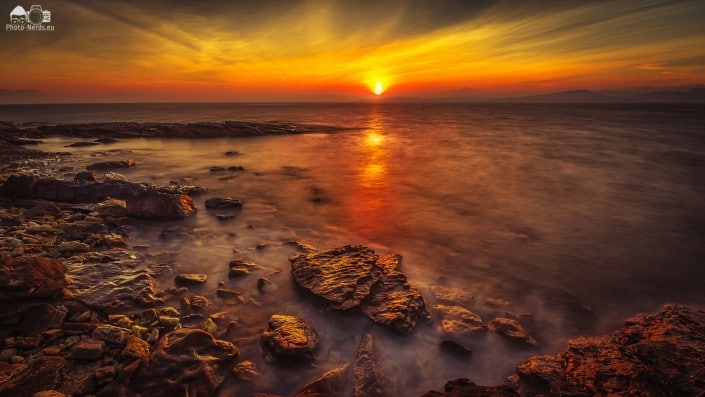 Elgol - Sunset
