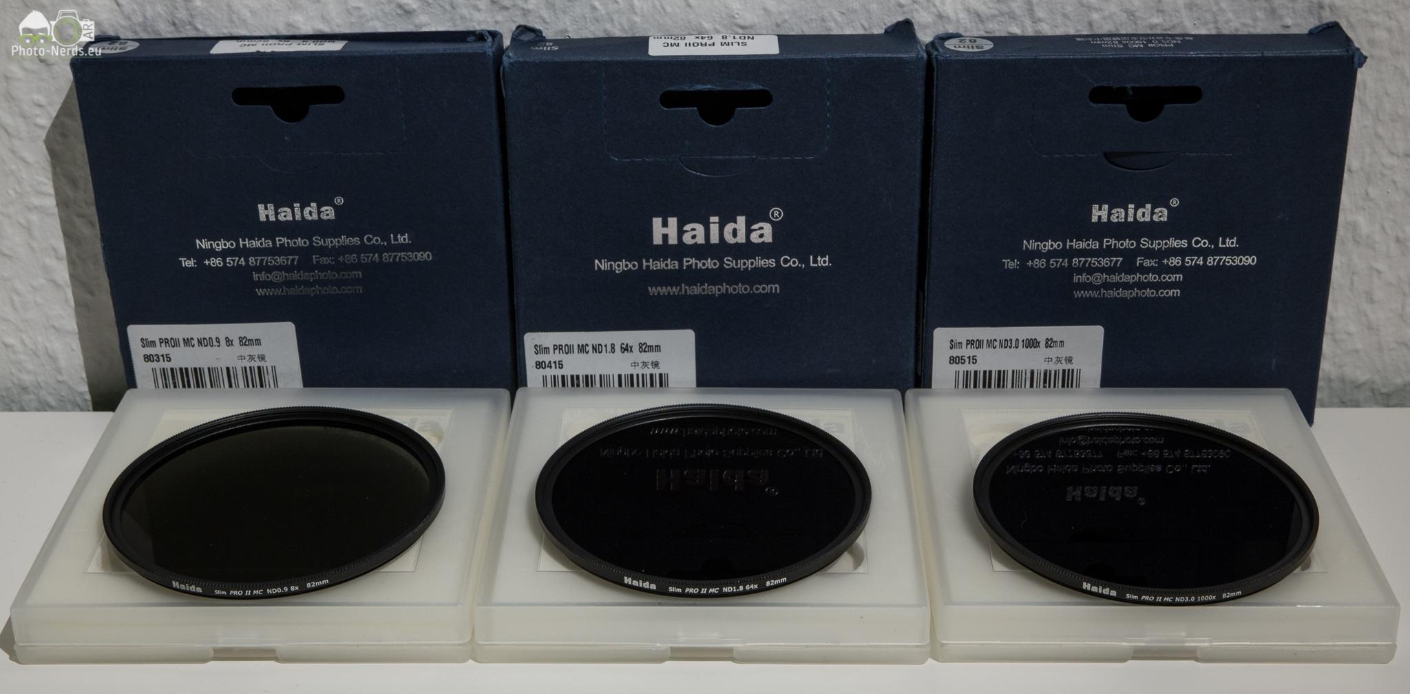 Haida ND Filter
