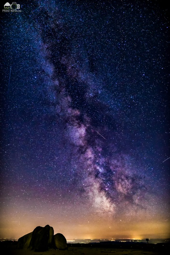 Milky Way - Brocken